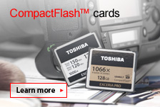 Compact Flash® Cards